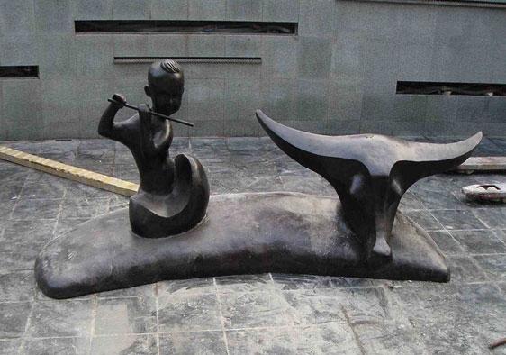 贵阳金属雕塑
