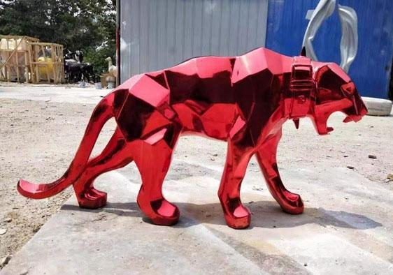 公园动物雕塑制作